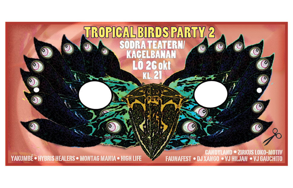 Tropical Birds Party